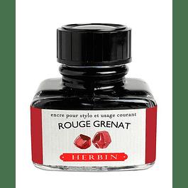 Frasco de tinta 30ml, Rouuge Grenat