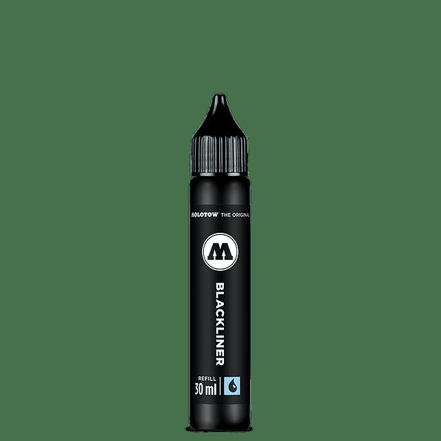 Refill blackliner brush
