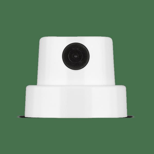 CAP 'SUPERSKINNY' (WHITE/BLACK)