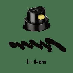 FLAT JET 'ARTIST 1' (BLACK/YELLOW)