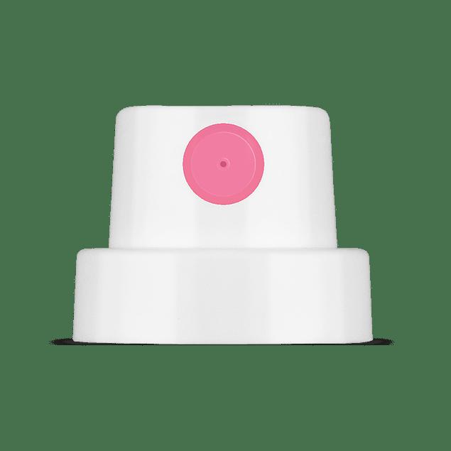 CAP 'SUPER FAT' (WHITE/PINK)