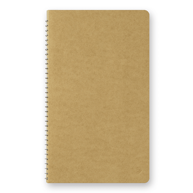TRC SPIRAL RING NOTEBOOK <A5 Slim> Watercolor Paper