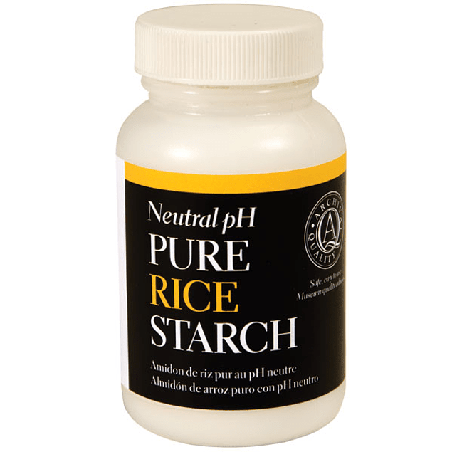 Almidón de arroz adhesivo- 2 oz