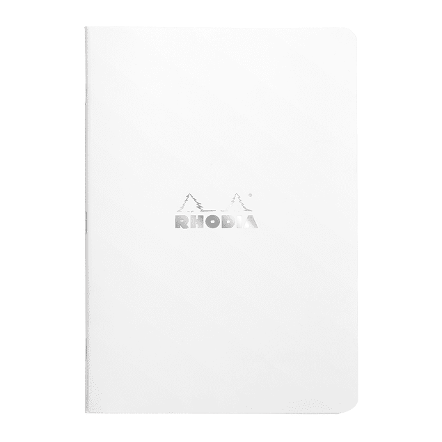 Libreta de bolsillo 7,5 x 12 cm - Color Blanco