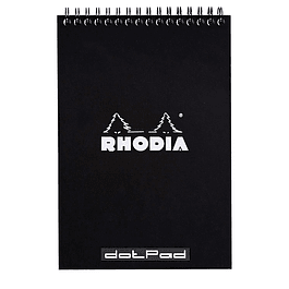 Rhodia Classic Notepads - Dot Grid