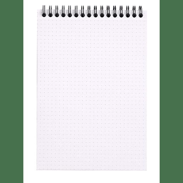 Bloc de notas Doble espiral - 14,8 x 21 cm
