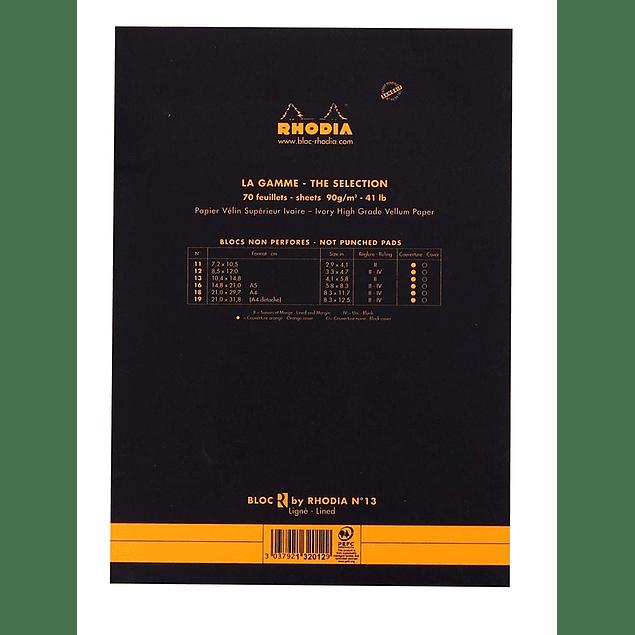 R' Premium Stapled Notepad