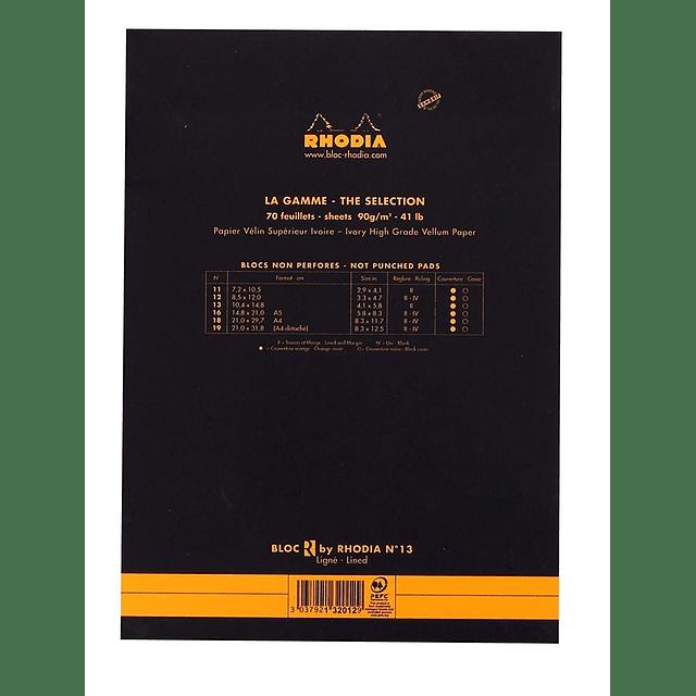 """""""Le R"""" Nº13 - 10,4 x 14,8 cm (2 colores)"""