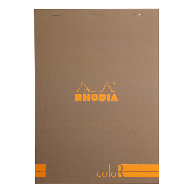RHODIA coloR pad 21x29.7 TAUPE 70sh 90gL