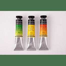 Serie 4 - Tubos de Acuarela extrafina 10 ml