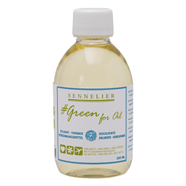 Diluyente Green for Oil