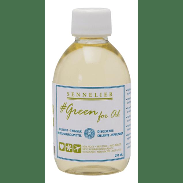 Diluyente Green for Oil (2 tamaños)