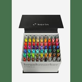 BrushmarkerPRO | MegaBox 60 colores + 3 blenders