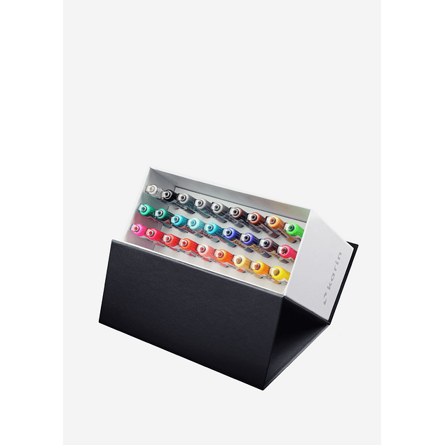 BrushmarkerPRO   MiniBox 26 colores + blender