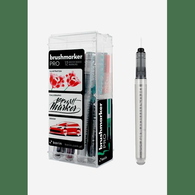BrushmarkerPRO   11 Basic Colours + Blender