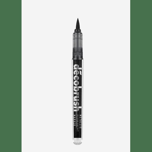 DecoBrush Metallic   Black Metallic