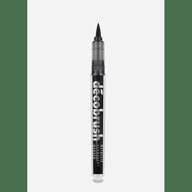 DecoBrush Metallic | Black Metallic