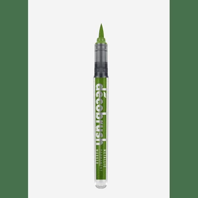 DecoBrush Metallic | Light Green Metallic