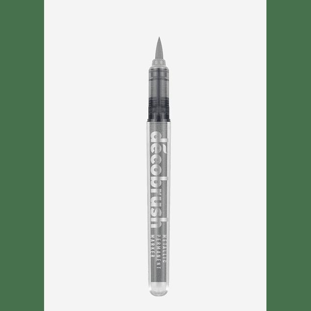 DecoBrush Metallic | Silver Metallic