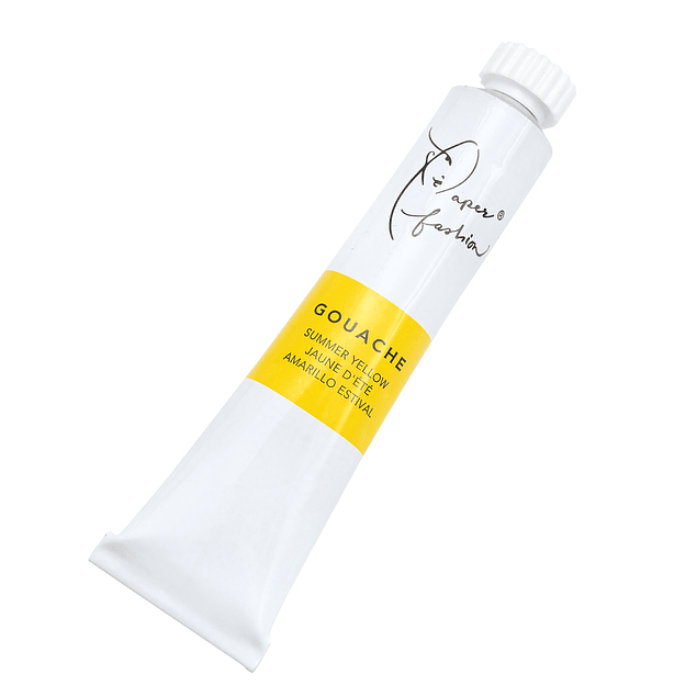 American Crafts - Gouache Paints - Summer Yellow