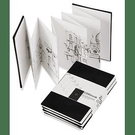 Urban Sketch Book, Multitécnicas