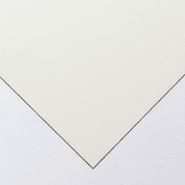 Papel de acuarela 300g - 100% algodón de Sennelier, Prensado en calor. 56 x 76 cm