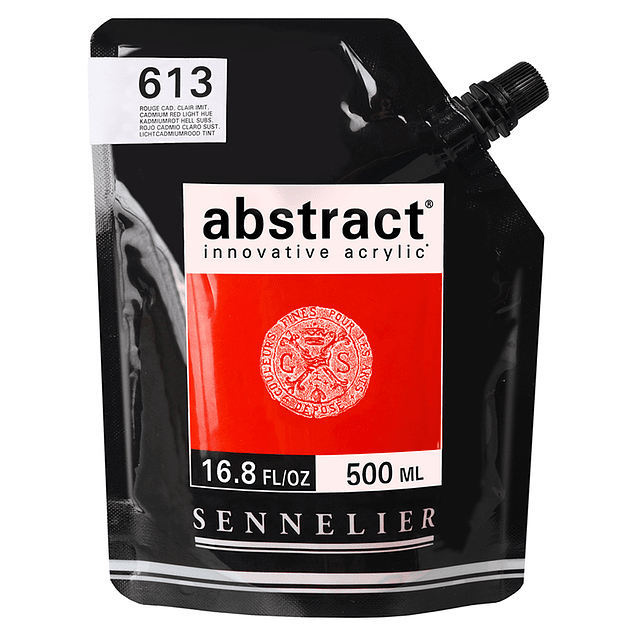 Sennelier Abstract Acrílico SATIN 500ml