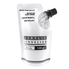 Sennelier Abstract Acrylic Barniz Brillante Medium