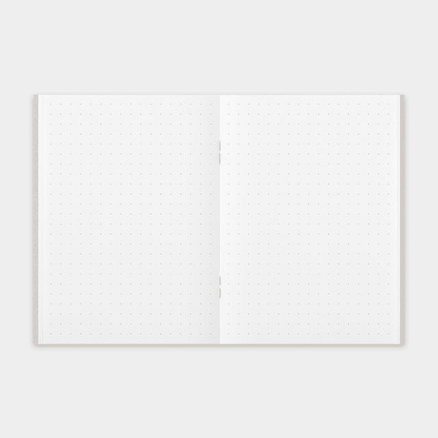 TRAVELER Notebook Passaport Size Refill Dot Grid 014
