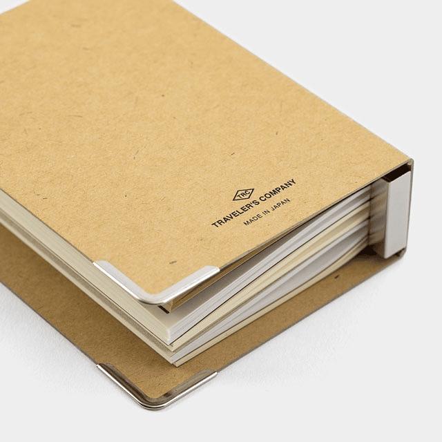 TRAVELER Notebook Passport size Refill  Binder