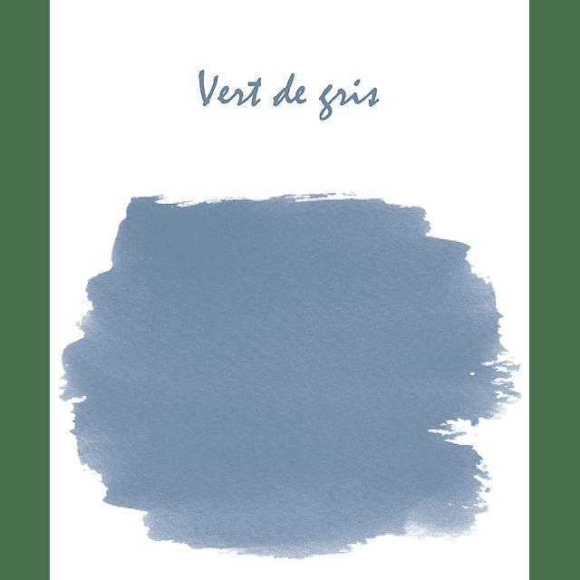 Cilindro - Vert de Gris (07)
