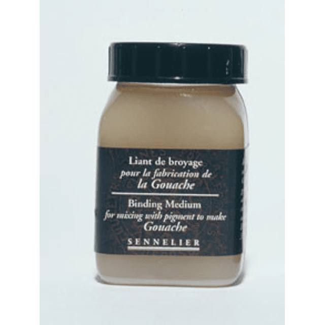 Binding Medium Gouache Sennelier