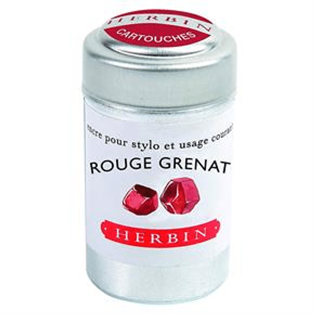Cilindro - Rouge Grenat (29)