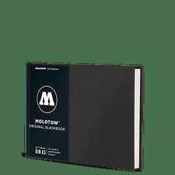 Molotow Blackbook A5 apaisado