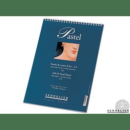 Álbum Pastel - Encuadernación de Espiral, 29,7 cm x 42 cm ( A3)