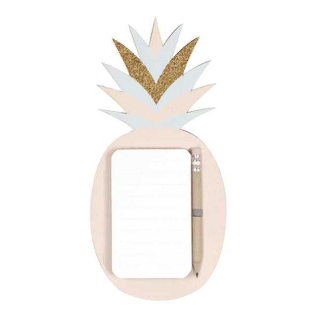 Mikado, Magnetic Shopping Memo Pad 50 hojas lisas
