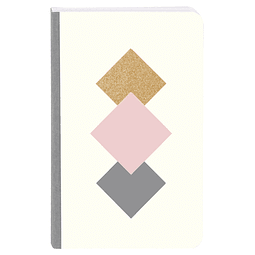 Mikado, libreta 144 páginas forradas, líneas.