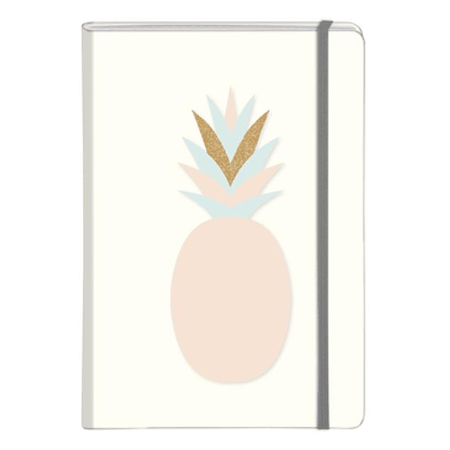 Mikado, A5 Cuaderno rígido plegado - 14.8 x 21 cm 96 páginas forradas. Líneas