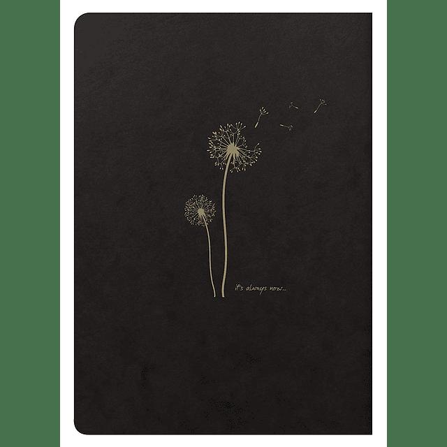 Flying Spirit – 7,5 x 12 cm. 48 hojas, líneas, marfil 90g