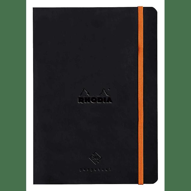 Rhodia Perpetual - 14,8 x 21 cm - Color Negro