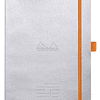 Meeting Book - 16 x 21 cm - Color Plata
