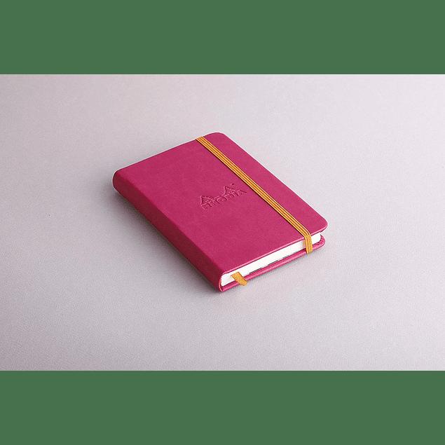 Rhodiarama A6 96 páginas, croquis, Frambruesa