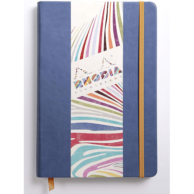 Rhodiarama Notebook Tapa Dura - 14,8 x 21 cm (9 colores)
