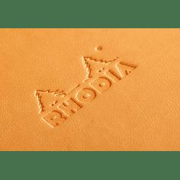 Notebook - Color Naranjo