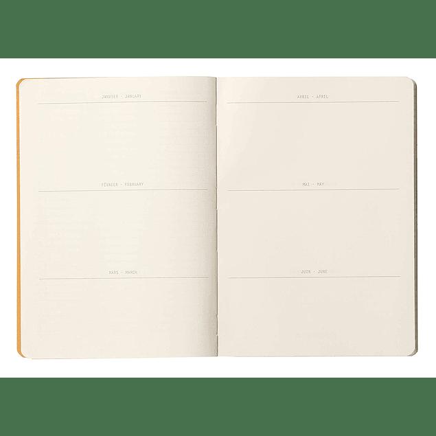 GoalBook Tapa Dura - Color Negro