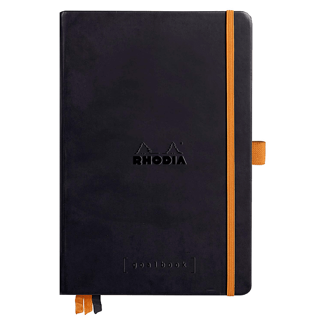 GoalBook - Color Negro