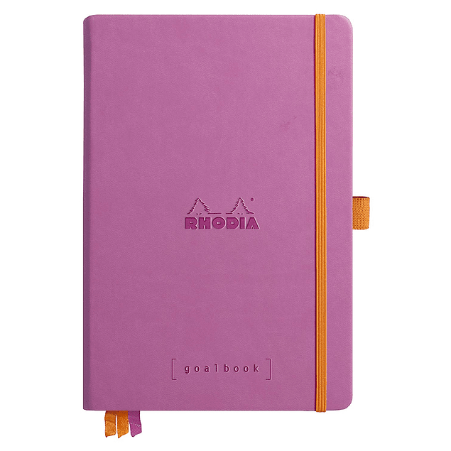 GoalBook - Color Lila