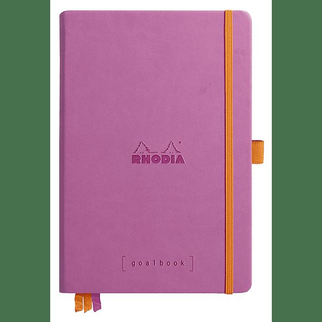 GoalBook Tapa Dura - <br>Color Lila