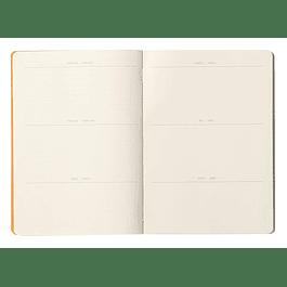GoalBook - Color Frambuesa