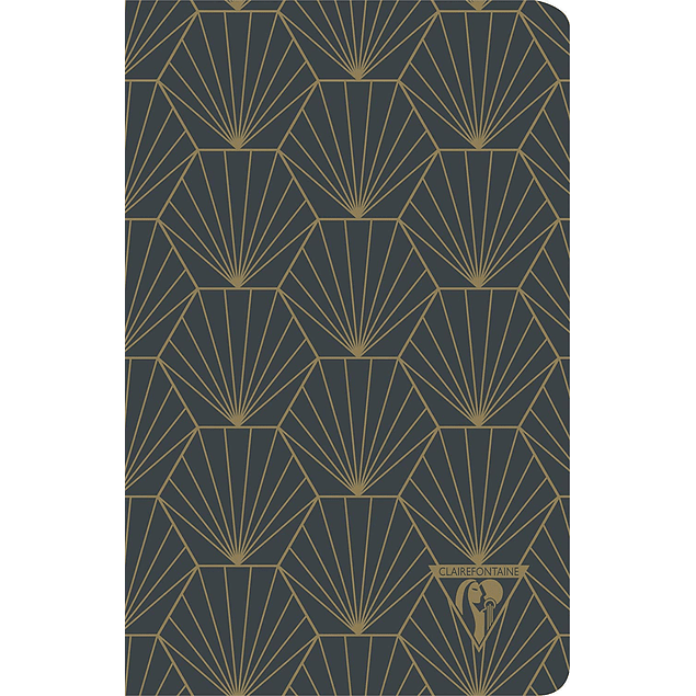 Neo Deco 11x17cm 48 hojas 90g, Líneas